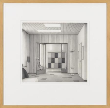 Null_ouvert , 2015-2016  Bleistift auf Papier, 26 x 28 cm
