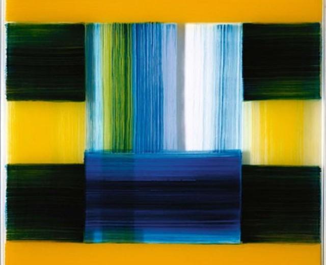 Nicola Stäglich, Transparencies - seasons, 2008