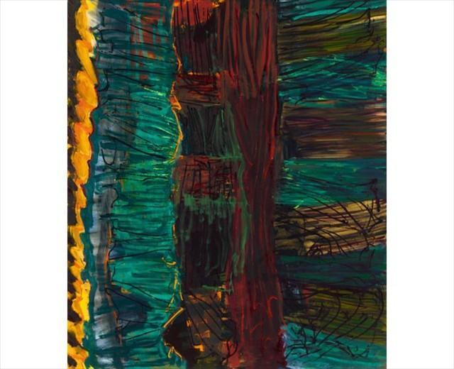 Per Kirkeby, Ohne Titel, 2005