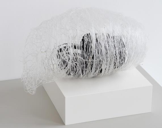 Inside out, 2007 Skulptur 44 x 24 cm