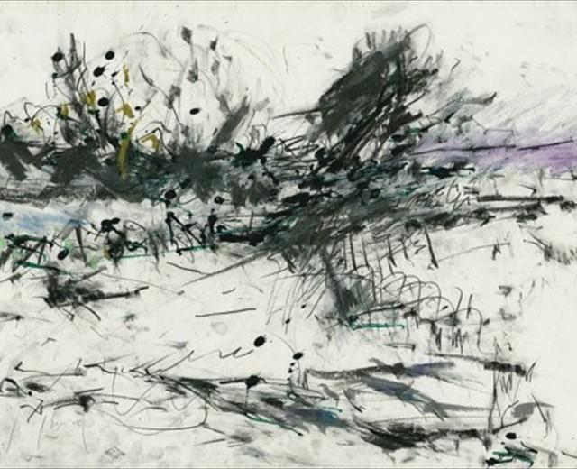 Markus Tepe, Improvisation über Seelandschaft V, 2008