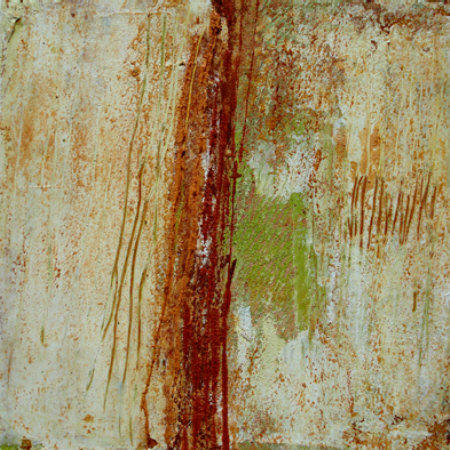 Fiorentina 1, 2009, Öl und Wachs auf Leinwand (20 x 20 cm)